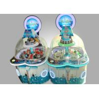 Wholesale High Return Popular Prize Claw Machine Mermaid Design For 2 Players from china suppliers
