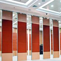 Fabric Acoustic Panel Surface Sound Proof Partitions For Hotel ISO9001