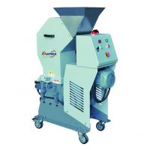 China Plastic Granulator machineAMG-E Slow-speed Screenless Granulator for sale