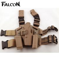 Buy cheap BLACKHAWK Glock 17 Holster Hunting gun accessories Close Quarters Concealment Leg Holsters from wholesalers