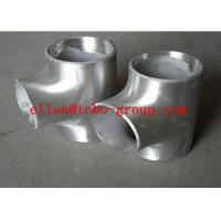Wholesale Stainless steel tee ,super duplex uns s32750,  UNS S32760, A815 UNSS31803. TEE ,A403 WP321, 321H. WP347., SB366 INCONEL from china suppliers
