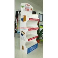 Wholesale Customized Temporary pop floor displays , Recycled Point Of Purchase Display stand from china suppliers