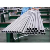Wholesale 304 Austenitic Stainless Steel Welded Pipes A312 TP304 / 304L , ASTM A269 - 10 Duplex Steel Pipes from china suppliers