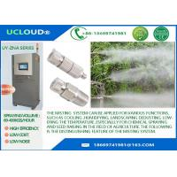 China High Pressure Outdoor Garden Misting System Stainless Steel Mist Nozzles on sale