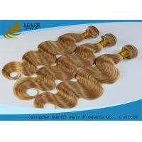 Wholesale 7A Brown 20Inch Body Wave Brazilian Virgin Hair Extensions , Human Hair Bundles from china suppliers