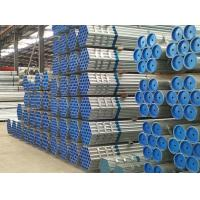 China ASTM A53 Galvanized Steel Pipe ASTM A53 Gavanized Steel Pipe Greenhouse Steel Galvanized Pipe for sale