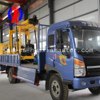 Wholesale 600 Meters  Vehicle-mounted Hydraulic Core Drilling Rig /Tricycle diamond core drills sale from china suppliers