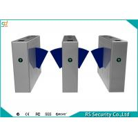 Wholesale Smart Flap Barrier Gate Turnstile Swipe Cards Barrier Gate System from china suppliers