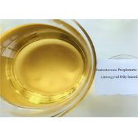 Wholesale Semi Finished Testosterone Propionate Steroid Injection Yellow Liquid Oil CAS 57-85-2 from china suppliers