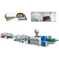 Wholesale PVC Crust Foam Plastic Sheet Extrusion Line Automatic Haul off unit from china suppliers