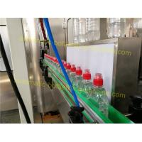 Wholesale Pure Water Bottling Equipment , Automatic Bottle Filling Capping Machine from china suppliers