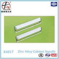 Buy cheap Bedroom furniture hardware zinc alloy drawer cabinet handles from wholesalers