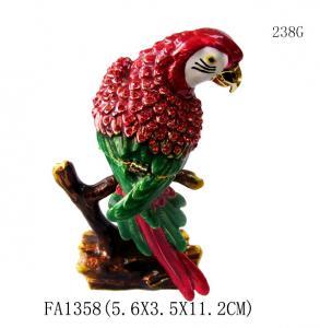 China Bird Jewelry Box Gift Boxes on sale