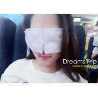 Wholesale Self Heatable Steam Eye Mask For Dry Eyes , Customized Processing Design from china suppliers
