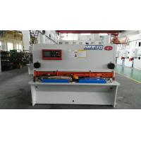 Buy cheap Hydraulic Drive H13 / D2 Balde NC Guillotine Shear For Thick Steel Cutting from Wholesalers