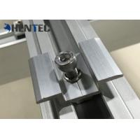 Wholesale Anodized PV MID Clamp Solar Roof Mounting Systems For Roof Mounting Systems from china suppliers