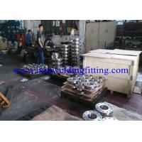 Wholesale Steel Flanges, Nickel Alloy ASTM B564 / ASTM B462 / ASTM B865 / N08800 / NO8825 from china suppliers