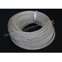 China 200-500°C High Temperature Cables , Mica Silicone Rubber Insulated Cable on sale