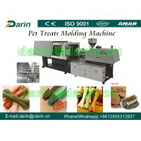 Wholesale Pet Dog Training Bone Snacks Injection Molding Machine , food processing machinery from china suppliers
