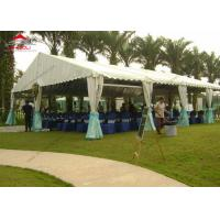 Buy cheap Aluminum Frame Luxury 10 x 20 Marquee Wedding Tents for 200 People from wholesalers