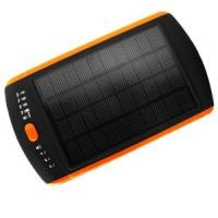 China multifunctional High capacity 23000mah Solar External Battery Charger for Laptop, tablet on sale