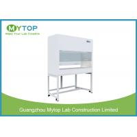 Vertical Clean Room Lab Equipment Laminar Flow Clean Bench Double Sided for sale