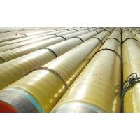 Quality 3PE FBE 3LPE Coating Carbon Steel Tubing A53 / API5l In Bundles for sale