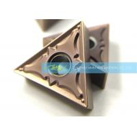 Wholesale CNC Carbide Inserts TNMG160404PM for Steel Semi Finishing Turning from china suppliers