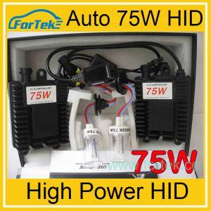 Buy cheap 9004 OEM 75w hid xenon kit 12V75W 8000K from wholesalers