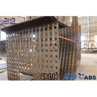 China European Standard Steam Boiler Water Wall Panels Special Material ISO 3834 Certificate for sale
