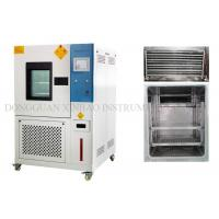 Wholesale High And Low Temp Environmental Test Chamber Touch Screen With Extended Operating Life from china suppliers