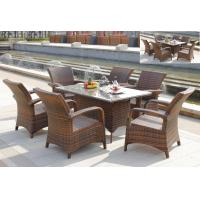Wholesale China wholesale furniture table tennis table rattan outdoor furniture from china suppliers