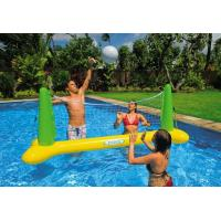 Wholesale Inflatable Sports Games Mini Inflatable Volleyball Field For Aqua Park from china suppliers