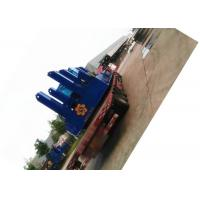 Buy cheap Reliability VY320A Hydraulic Static Pile Driver high piling efficiency from Wholesalers
