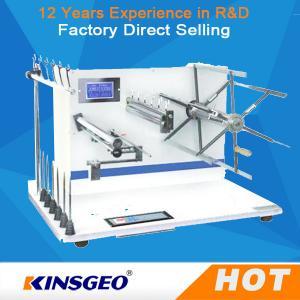 Customized Textile Testing Instruments , Yarn Testing Machine 53kg