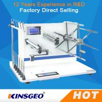 Wholesale Customized Textile Testing Instruments , Yarn Testing Machine 53kg from china suppliers