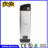 Wholesale 36V 10Ah li-ion battery pack with charger electric bike battery from china suppliers