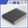 Hot!anodized aluminium heatsink, extrusion aluminum heatsink, aluminium amplifier heatsink for sale