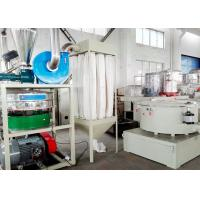 Wholesale Recycled Material PE Pulverizer Automatic Double Shaft With Suction Device from china suppliers