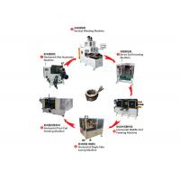 Wholesale High Speed Stator Winding Machine Electrical Motor Assembly Line 12 Months Warranty from china suppliers