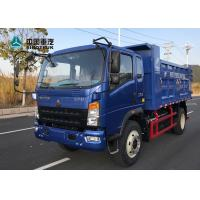 China SINOTRUK Homan H3 Euro3 Light Duty Commercial Trucks 130hp 4x2 10 Tons Payload for sale
