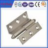 6063 great aluminium furniture hinge,hinge for types of door aluminium,type of door hinge for sale