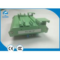 China PLC 8 Channel Relay Module / Silicon Controlled Module 3.15A DC24V Low On - Resistance on sale