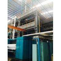 Wholesale SMS PP Spunbonded Nonwoven Machinery , 3200mm , 4000mm Geotextile Production Line from china suppliers
