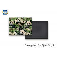 Wholesale Lovely Panda Photo Lenticular Magnet Souvenir Customized Size SGS Certificated from china suppliers