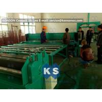 Wholesale Customized Gabion Production Line Automatic Straightening Cutting Machine from china suppliers