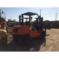 Wholesale Used Contaienr Forklift For Sale , Japan Toyota 3 Ton Forklift Current Located in Shanghai Yard from china suppliers