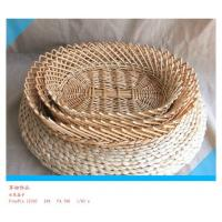 Wholesale Bountiful Gifts Gourmet Gift Basket made from spilt willow with plastic lining from china suppliers