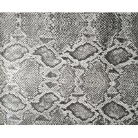 Wholesale Scratch Resistance Snakeskin Vinyl Fabric , Faux Leather Snakeskin Fabric from china suppliers