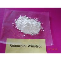 Winstrol Powder  CAS 10418 03 8 Anabolic Steroids For Fitness Exercise pure 99.9% for sale